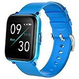 Holabuy Smartwatch,Reloj Inteligente con Pulsómetro,Monitor de Sueño,Calorías,18 Modos...
