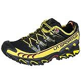 LA SPORTIVA Ultra Raptor, Zapatillas de Trail Running Unisex Adulto, Black Signature, 43...